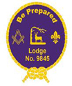BE PREPARED SCOUT LODGE No. 9845